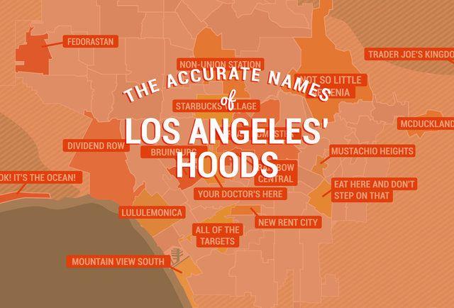 It's Time to Rename These LA Neighborhoods