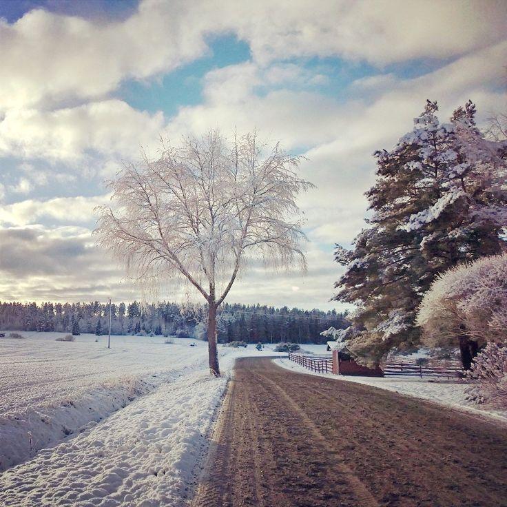Suomi Finland countryside