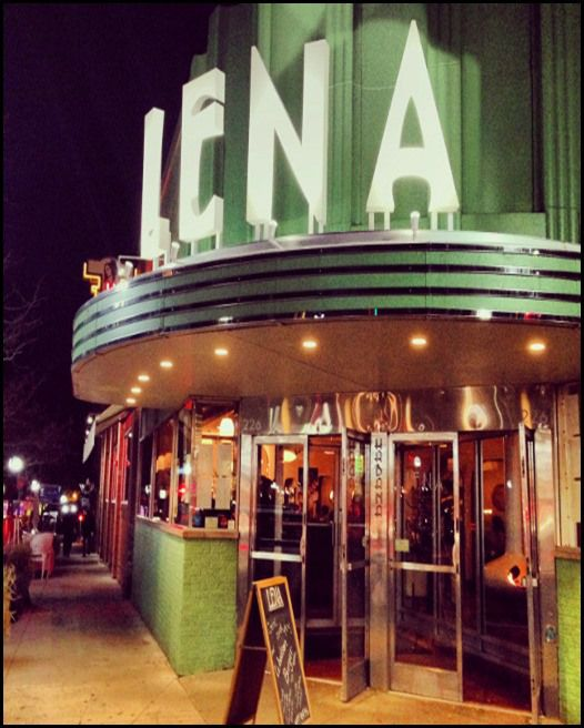 Best Mary Ever At Lena In Ann Arbor Michigan My Favorite Destinations Pinterest And University Of