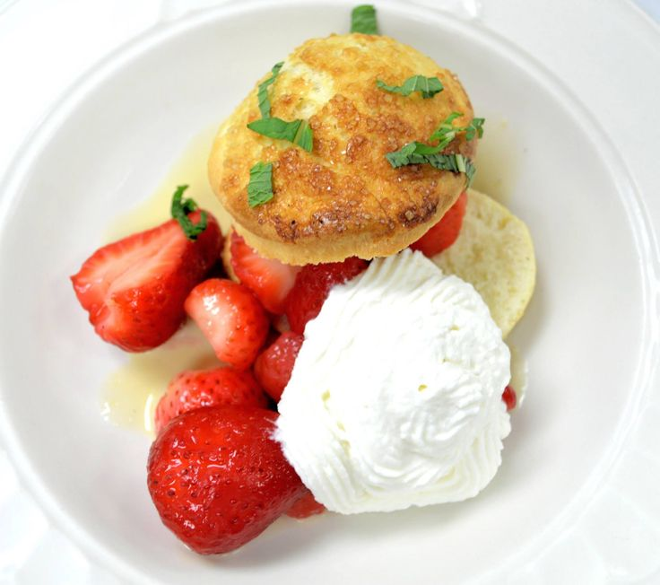 Old Fashioned Biscuit Strawberry Shortcake Carolina 39 S