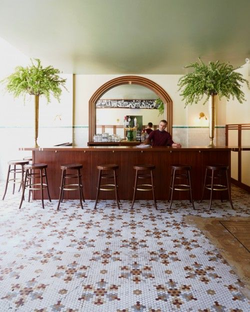 The Dean Hotel in Providence - via DesignSponge