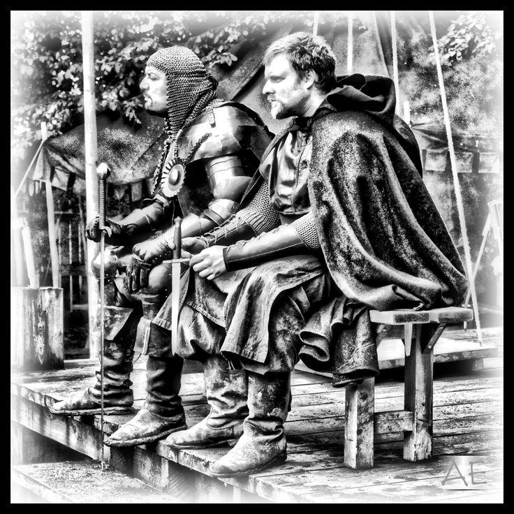 Knight Watch by AngelEowyn