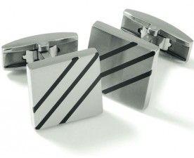Boccia Titanium Manžetové knoflíčky 0602-07