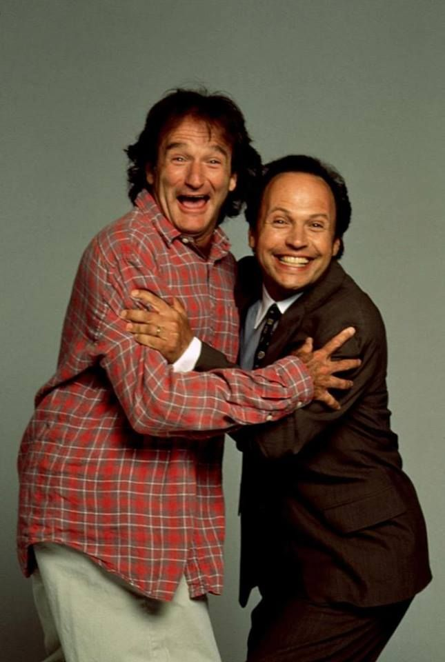 Robin Williams & Billy Crystal