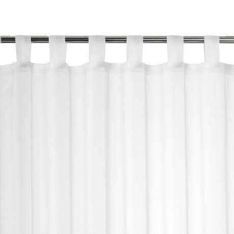 Gardin GOLMA 1x135x245cm hvit | JYSK