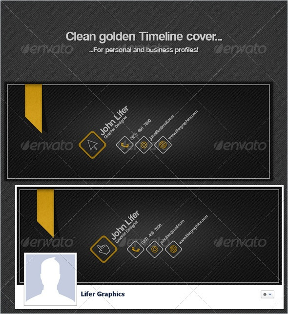 Clean+Golden+Timeline+Cover