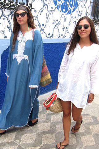 Tatiana Santo Domingo, Dana Alikhani, Marruecos.