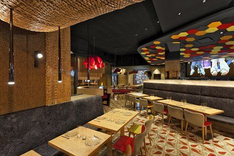 Jaleo Restaurant, Washington, 2012 - Capella García Arquitectura