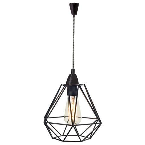 Geometric Pendant Light @ Kmart for 15 bucks!