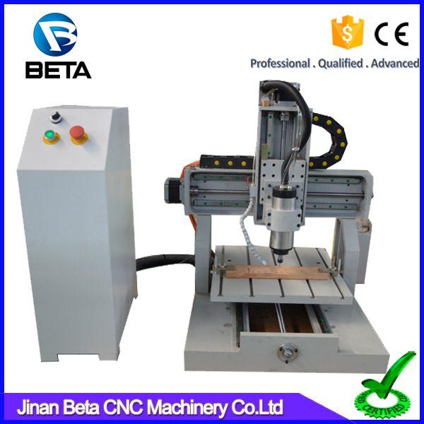Low price!!! 6090 mini cnc lathe milling engraving machine price for wood aluminium copper