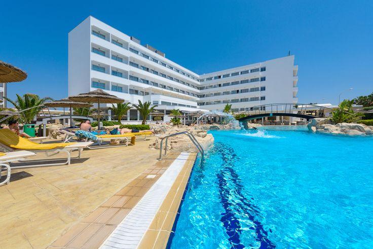 Tasia Maris Beach Hotel - Ayia Napa, Cyprus.came here for my 25th wedding anniversary.wonderful.staff fabulous.x