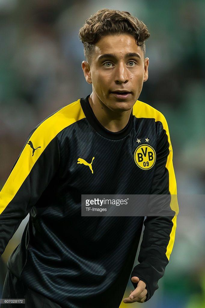 Warsaw, Poland , UEFA Champions League - 2016/17 Season, Group F - Matchday 1, Legia Warschau - BV Borussia Dortmund, Emre Mor