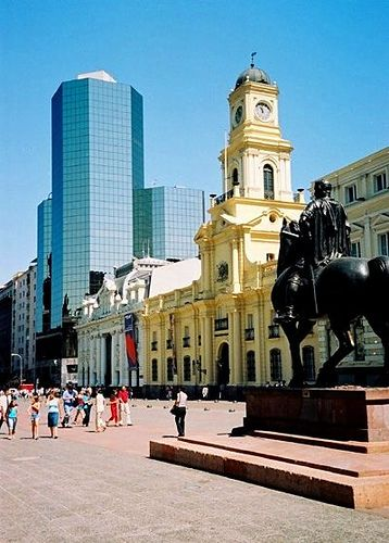 Santiago - Chile - Heading here in September!  Cannot wait!!!