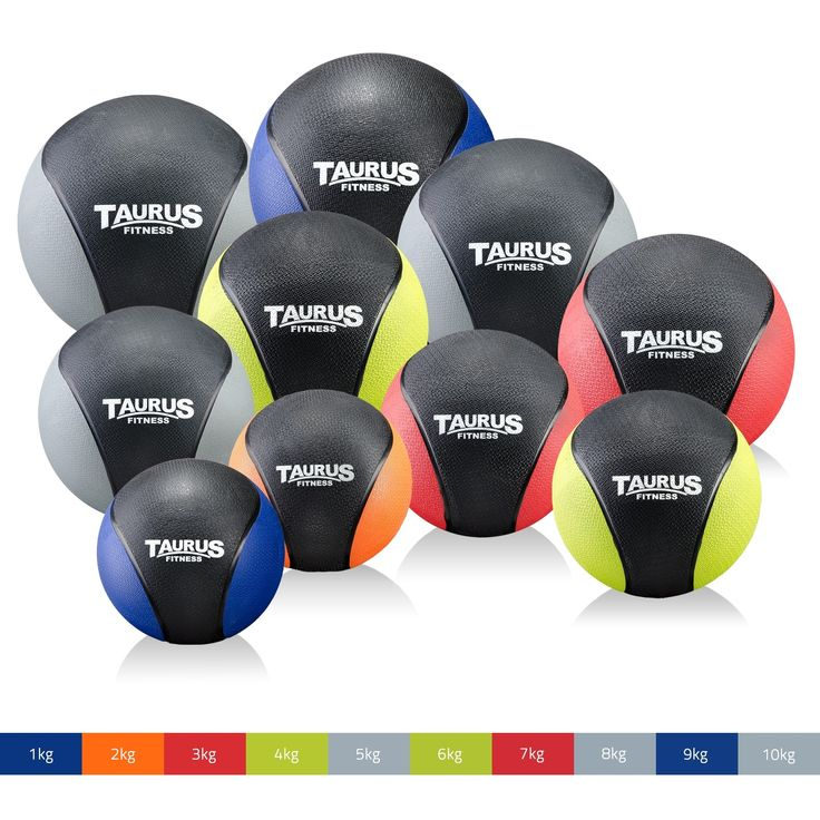 Taurus Medicijnbal voordelig kopen - Europa´s Nr. 1 voor fitness thuis
