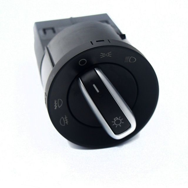 Free Shipping 6rd941531 Chrome Headlight Fog Lamp Switch For Audi A4 8e B6 Tt 8n Transporter T5 Vw Polo 6r Jetta Iv Vi 6 Re Audi A4 Volkswagen Models Vw Passat