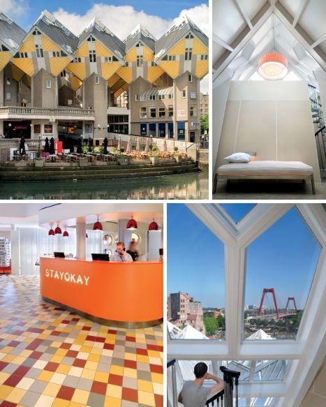 Stayokay, Hostel - Rotterdam, Netherlands