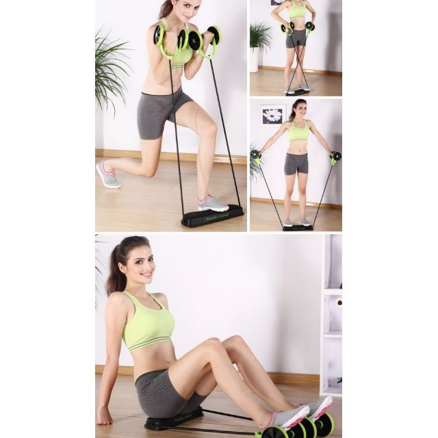 Revoflex XtremeRevoflex Xtreme merupakan alat olahraga yang memang khusus didesain bagi Anda yang tidak punya banyak waktu, ataupun motivasi untuk pergi ke tempat kebugaran. Selain itu, harganya yang sangat terjangkau membuat Anda tidak lagi punya alasan untuk tidak memilikinya. Mempunyai alat fitness revoflex extreme sendiri di rumah, ditambah dengan adanya pedoman manual untuk melakukan latihan secara mandiri, Anda bisa membuat tubuh menjadi lebih sehat dan lebih prima.Lebih dari 44 jenis…