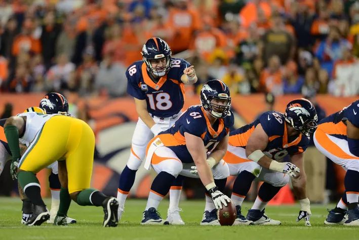 What is awesome about this... It seems to support the theory (one I supported btw) that Peyton's problems have been more about getting comfy in a new O. He is a HOF because of his prep, and it takes time to prep adjusting to all the changes.  Which means the O should continue to get better.  by Bronco Fan Doug on Nov 1, 2015 | 8:03 PM  via Live Blog: Green Bay Packers at Denver Broncos - Second Half - Mile High Report