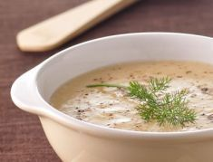 Crema di finocchi al pepe bianco - Tutte le ricette dalla A alla Z - Cucina Naturale - Ricette, Menu, Diete