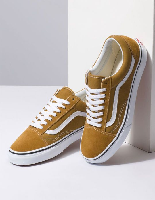 bc9d725526 VANS Old Skool Cumin & True White Shoes | for feet in 2019 | Shoes ...