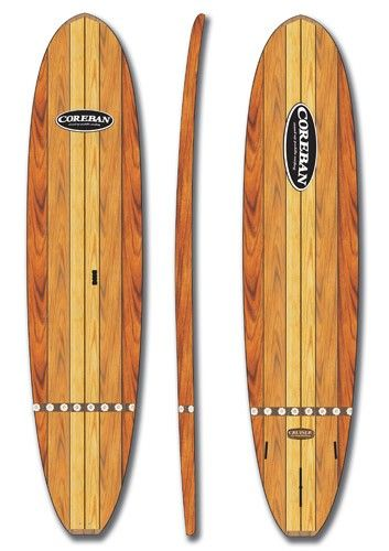 "Coreban Cruiser 11'6"" Wood Stand Up Paddle Board"
