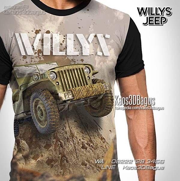 KAOS JEEP WILLYS, Kaos OFFROAD, Kaos Tema Offroad, Kaos Gambar Jeep, Kaos Jeep Tentara, WA  :  08222 128 3456, LINE  :  Kaos3DBagus,    https://kaos3dbagus.wordpress.com/2015/09/12/jual-kaos-3d-jeep-kaos-gambar-jeep-kaos-komunitas-jeep-offroad-bigfoot-land-rover/