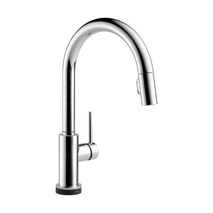 Delta Faucet 9159T Trinsic SingleHandle PullDown Sprayer