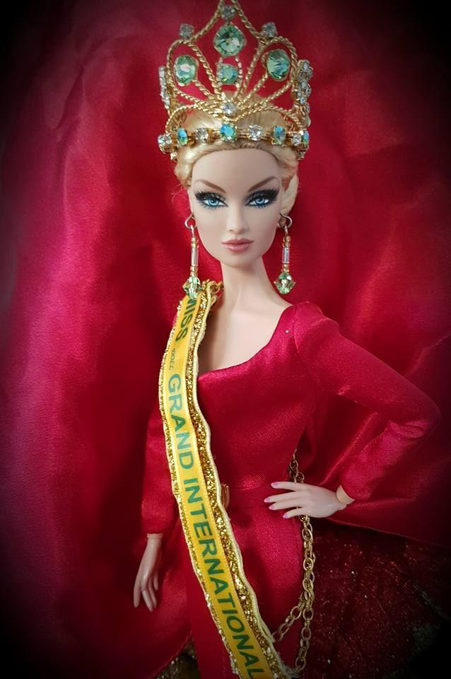 Miss Doll Grand International 2017 Winner USA | Barbie/Doll Pageants
