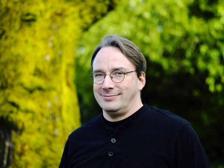 Linus Torvalds, linux-käyttöjärjestelmän isä