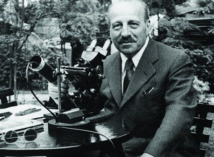 "Georgios Papanikolaou...a Greek pioneer in cytopathology and early cancer detection, and inventor of the ""Pap smear"