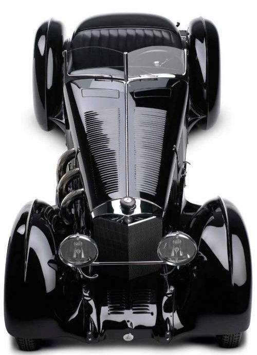 Ralph Lauren Car Collection: Mercedes Benz SSK Comte Trossi - 1930