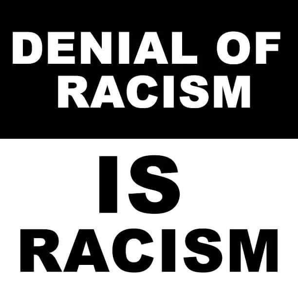 I chose this Pin for my board because I think it is a great Quote. To me this quote means that if you believe that racism is no longer going on in our world you're racist. Racism is still a huge topic in today's society so the fact that you don't think it exists means that you yourself are very close minded or racist.