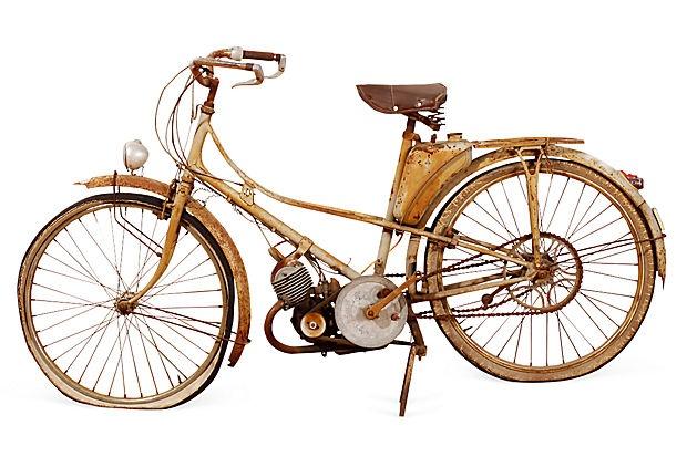 1950 Motobecane Mobylette