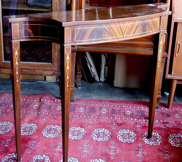 Federal style console table executed by Tradition House - Price Estimate: $100 - $200