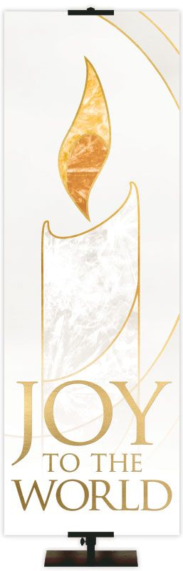 Joy To The World Christmas Liturgical Banner Collection