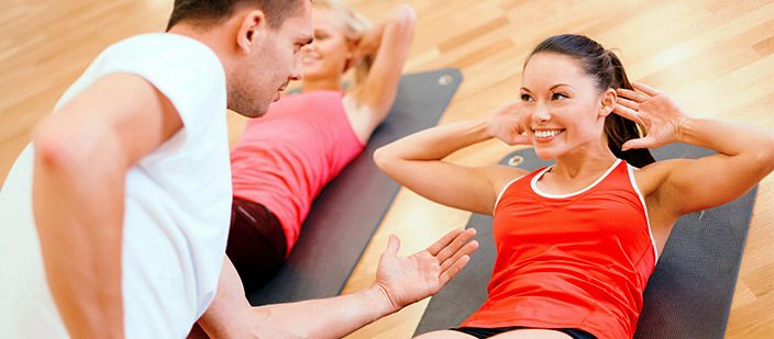 Never skip another workout – 7 tips to bust through that lazy feeling.  http://www.fitnessrepublic.com/inspiration/motivation/7-ways-to-motivate-yourself-for-exercise-when-youre-feeling-lazy.html