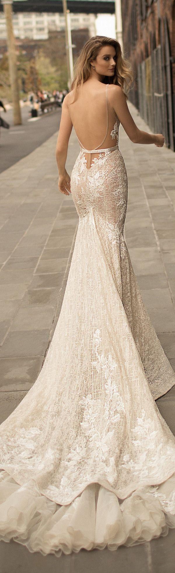 Berta Spring Wedding Dresses 2018