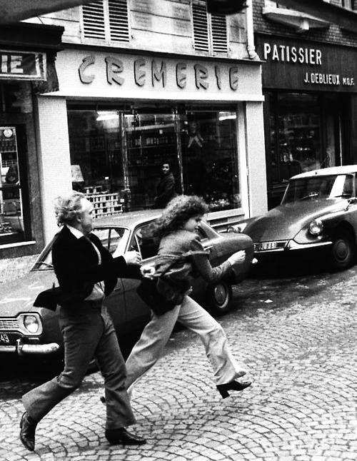 Parigi 1972 - Marlon Brando & Maria Schneider Last Tango in Paris.