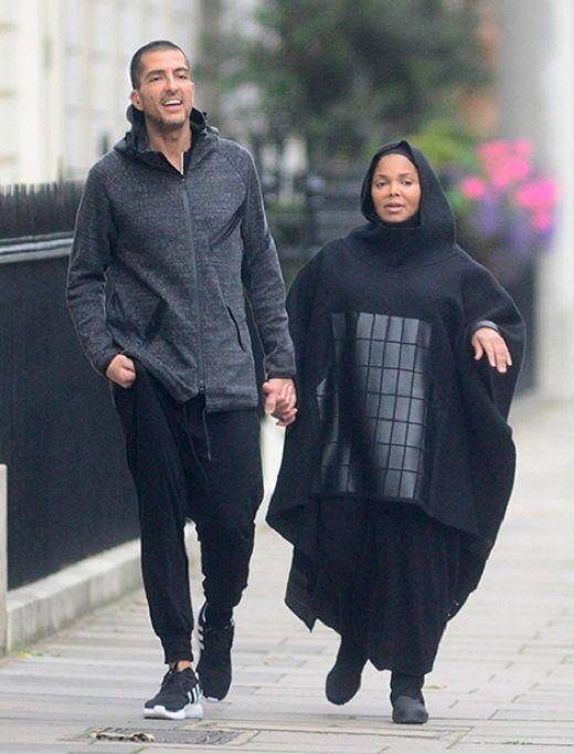 Беременная 50-летняя Джанет Джексон приняла ислам и ходит в хиджабе