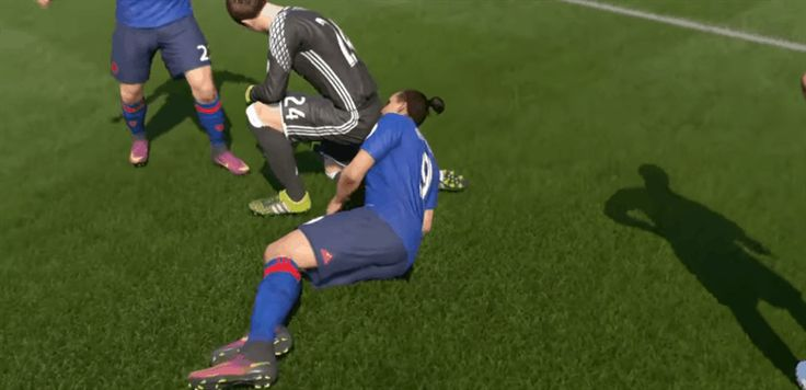 FIFA Games Always Have The Best Glitches