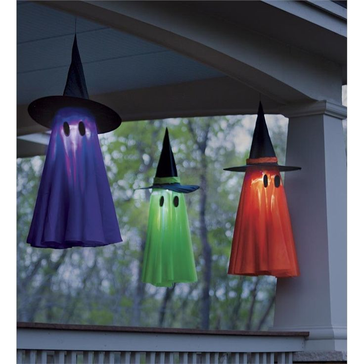 light up ghostly witches halloween kids halloween decoration