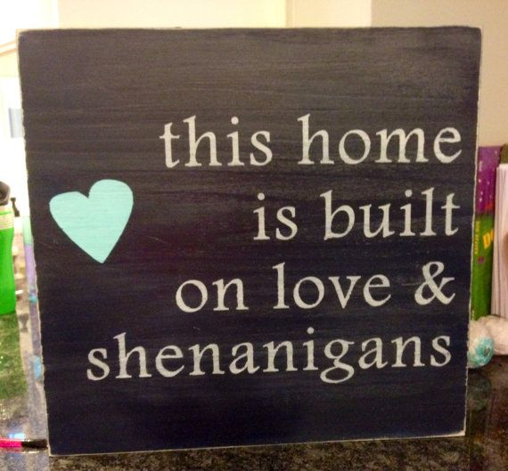 "This is a custom sign made for friend. I can customize it -- size and color. The sign is approx.12 wide x 16"" long x 2 thick. It is made on a"