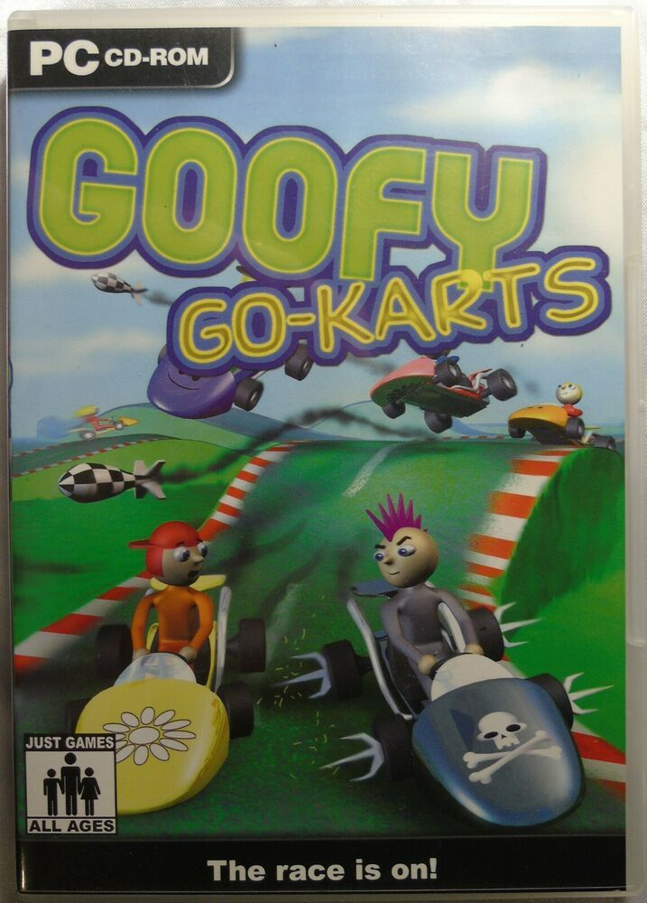 Details About Goofy Go Karts Pc Windows 2005 In 2020 With