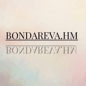 Магазин мастера BONDAREVA.HM