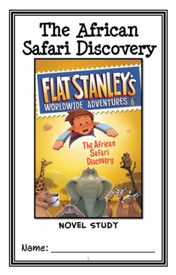 Flat Stanley's Worldwide Adventures #10: Showdown at the ...
