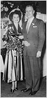 1948 wedding of Betty Bloomer and future 38th President Gerald Ford
