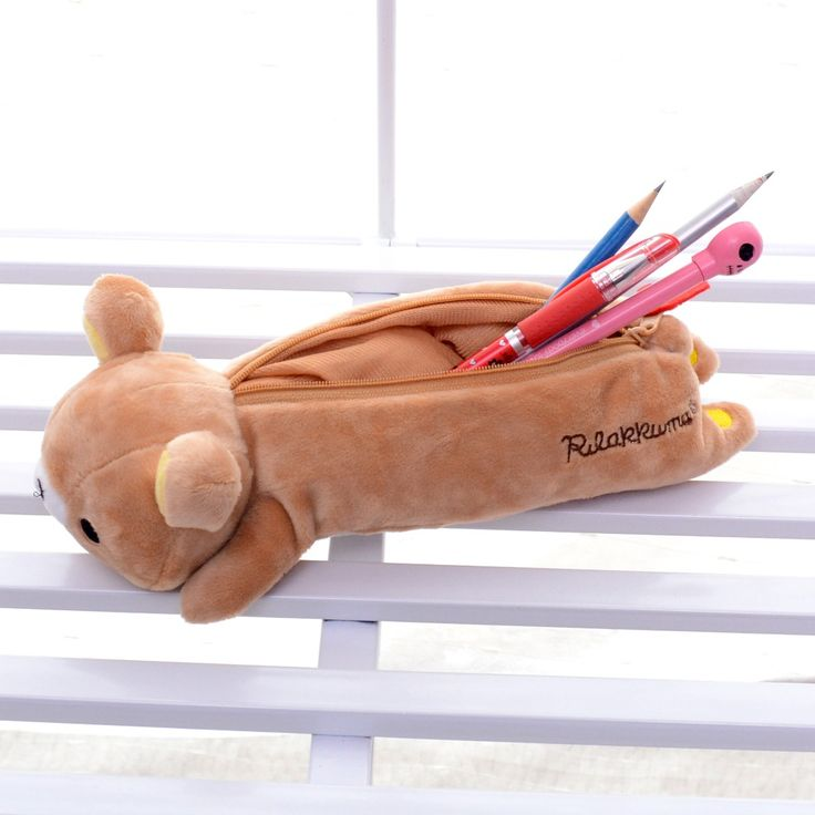 $5.22 (Buy here: https://alitems.com/g/1e8d114494ebda23ff8b16525dc3e8/?i=5&ulp=https%3A%2F%2Fwww.aliexpress.com%2Fitem%2FPlush-Rilakkuma-Bags-Relax-Bear-Coin-Purse-Stuffed-Clutches-Pouch-Wallets-for-Pen-As-a-Gifts%2F32659609379.html ) Plush Rilakkuma Bags Relax Bear Coin Purse Stuffed Clutches Pouch Wallets for Pen As a Gifts for Girls Kids Bag for just $5.22
