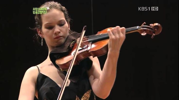 Mendelssohn Violin Concerto E Minor OP.64 (Full Length) : Hilary Hahn & ...