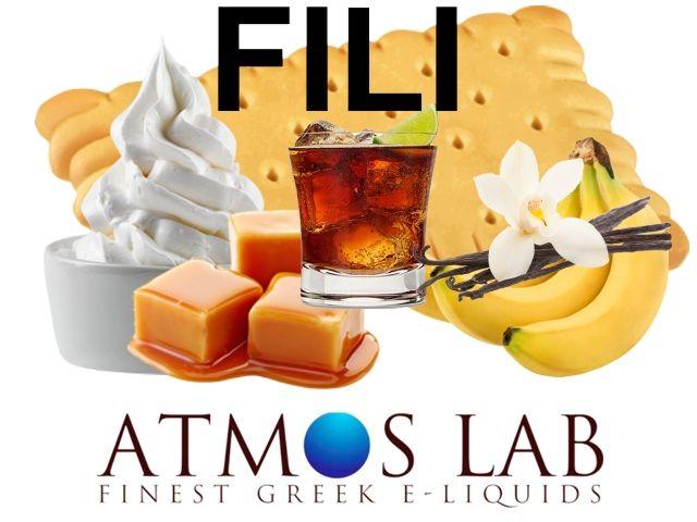 FILI  (μπανάνα, μπισκότο, καραμέλα, ρούμι, μαύρη ζάχαρη, βανίλια)