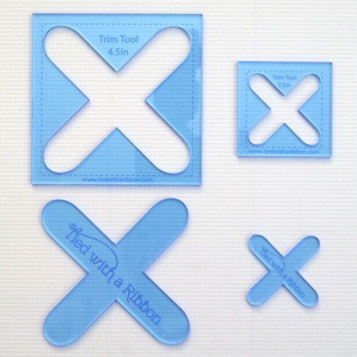 """""""Cross Stitch Templates"""" designed by Jemima Flendt for Tied With A Ribbon."""